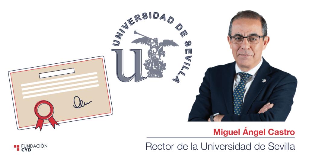 Internacionalización de la universidad, según Miguel Ángel Castro (Universidad de Sevilla)