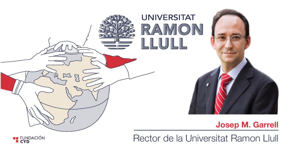 Internacionalización de la universidad española según Josep M. Garrell (UPF)